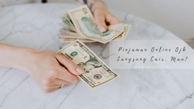 Pinjaman Online Langsung Cair