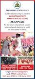 Karnataka Reserve Police Constable Recruitment 2020