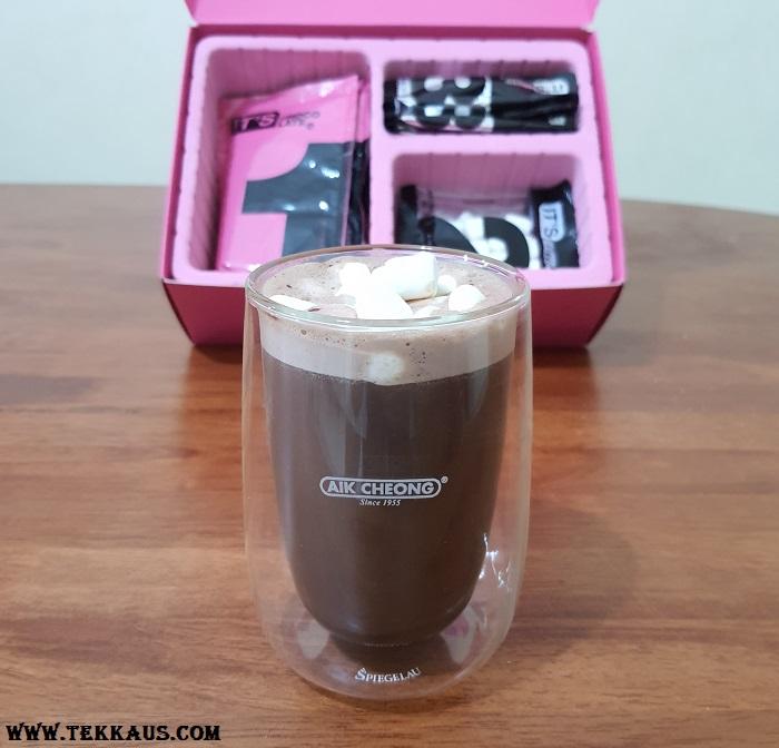 IT'S SIXPACK Chocolate Marshmallow
