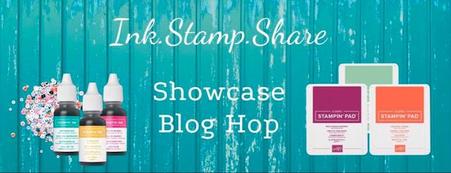 Ink Stamp Share April showcase blog hop