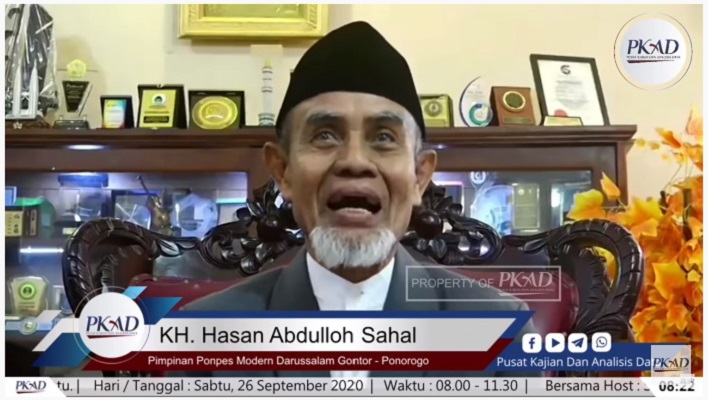 Utang Indonesia Menumpuk, KH Hasan Abdullah Sahal : Astaghfirullah !! Kita Perlu Tobat Nasional