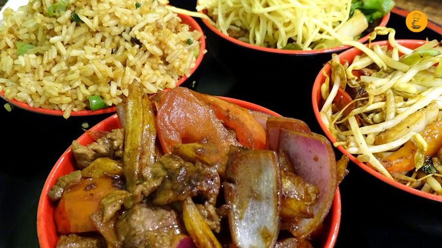Menú degustación Chifa Doromari, restaurante chifa Madrid, Chifa Doromari Madrid, Chifa Doromari Carabanchel, mejor chifa Madrid