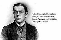 Роберт Кох, факты биографии