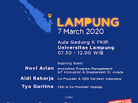 XL Future Leaders Youth Town Hall is coming to Lampung!
