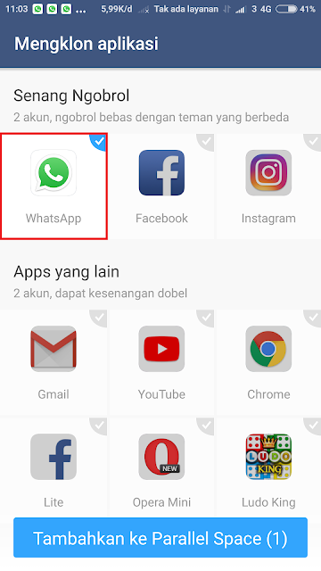 Cara Mudah Menggandakan Aplikasi WhatsApp dalam Satu Ponsel Android