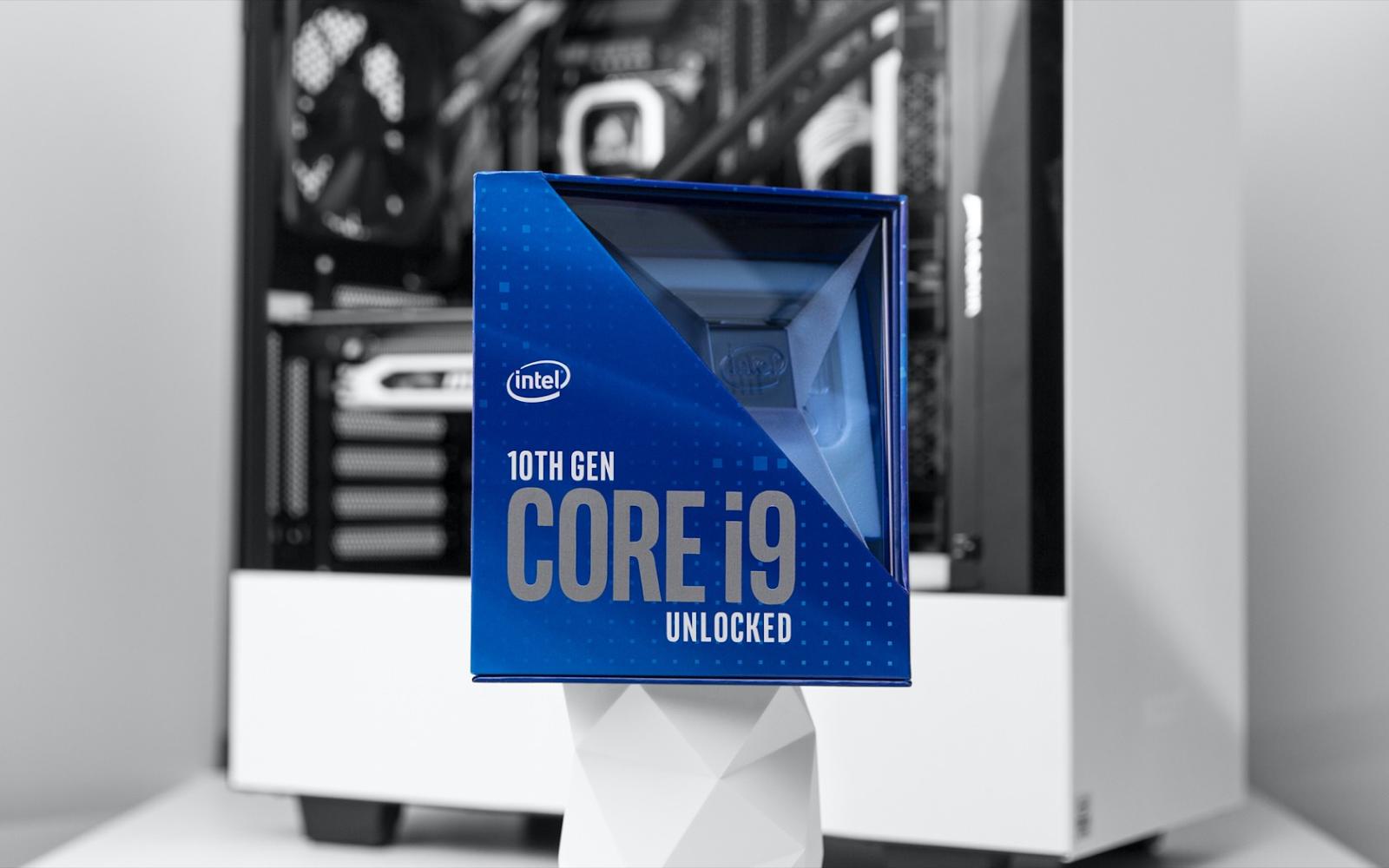 Intel Klaim Core i9-10900K Prosesor Gaming Generasi 10 Tercepat di Dunia