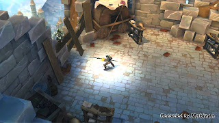 Dungeon Hunter 5 v3.2.0f Apk + Data Mod For Android