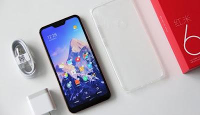 Spesifikasi dan Harga Xiaomi Redmi 6 Pro, RAM 4GB dan 3GB Kembaran Xiaomi A2 Lite
