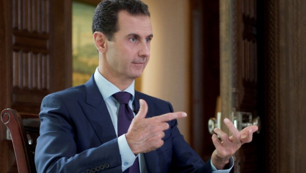 Al-Assad: El olor a Tercera Guerra Mundial se nota en el aire