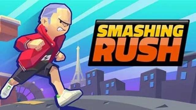 تحميل لعبة smashing rush مهكره