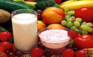 Makanan Sehat dan Bergizi Tinggi