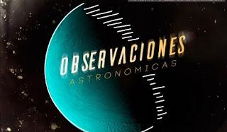 Observaciones Nocturnas 2017