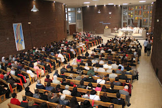 Messe des 50 ans de l'église © Dominique Lesueur