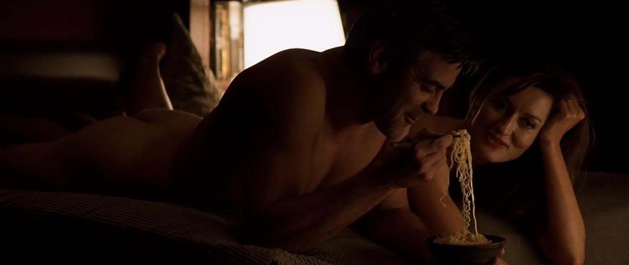 Clooney nude