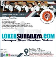 Walk In Interview di J.CO Donuts and Coffee Surabaya November 2019