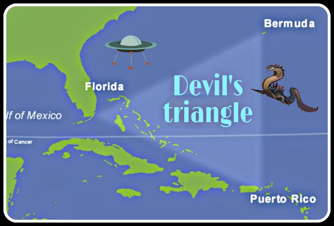 Bermuda triangle: The devil's phenomenon