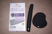Cushion Care Keyboard and Rest Pad and Mouse Pad