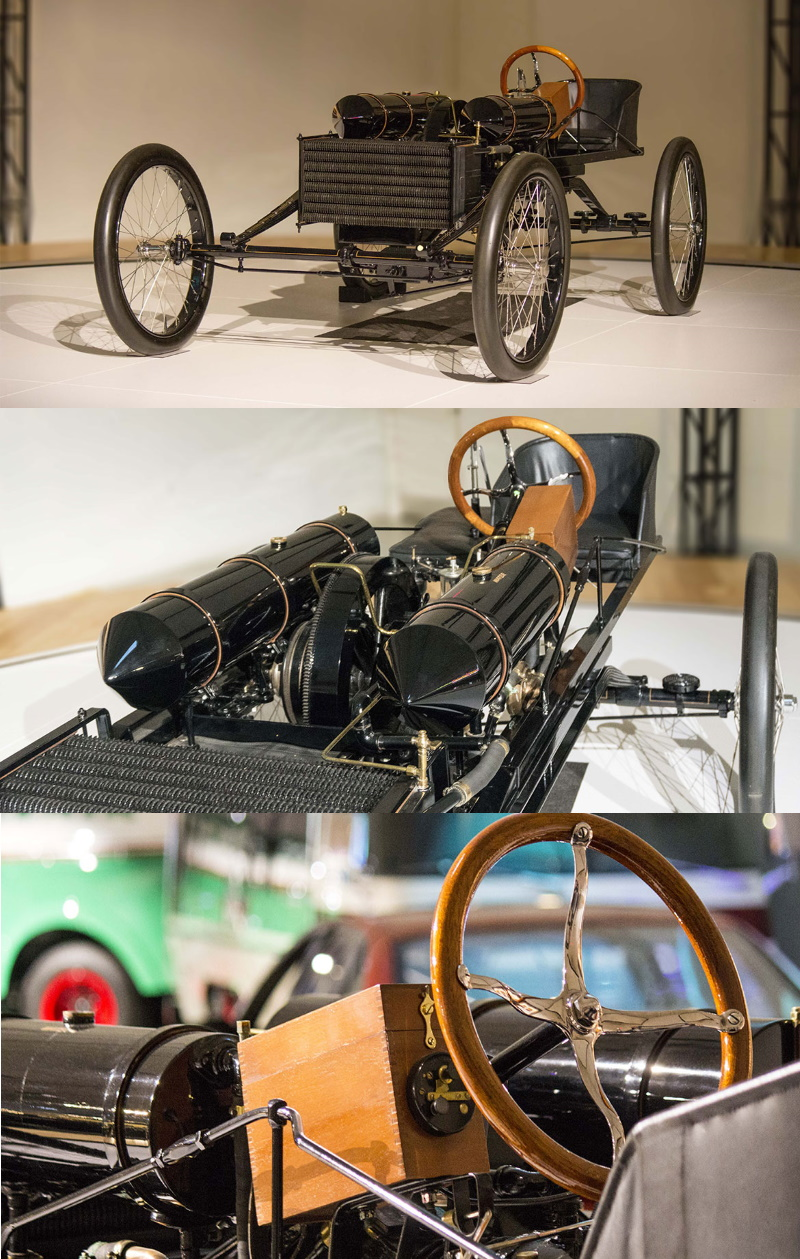 1902 Oldsmobile Pirate Beach Racer