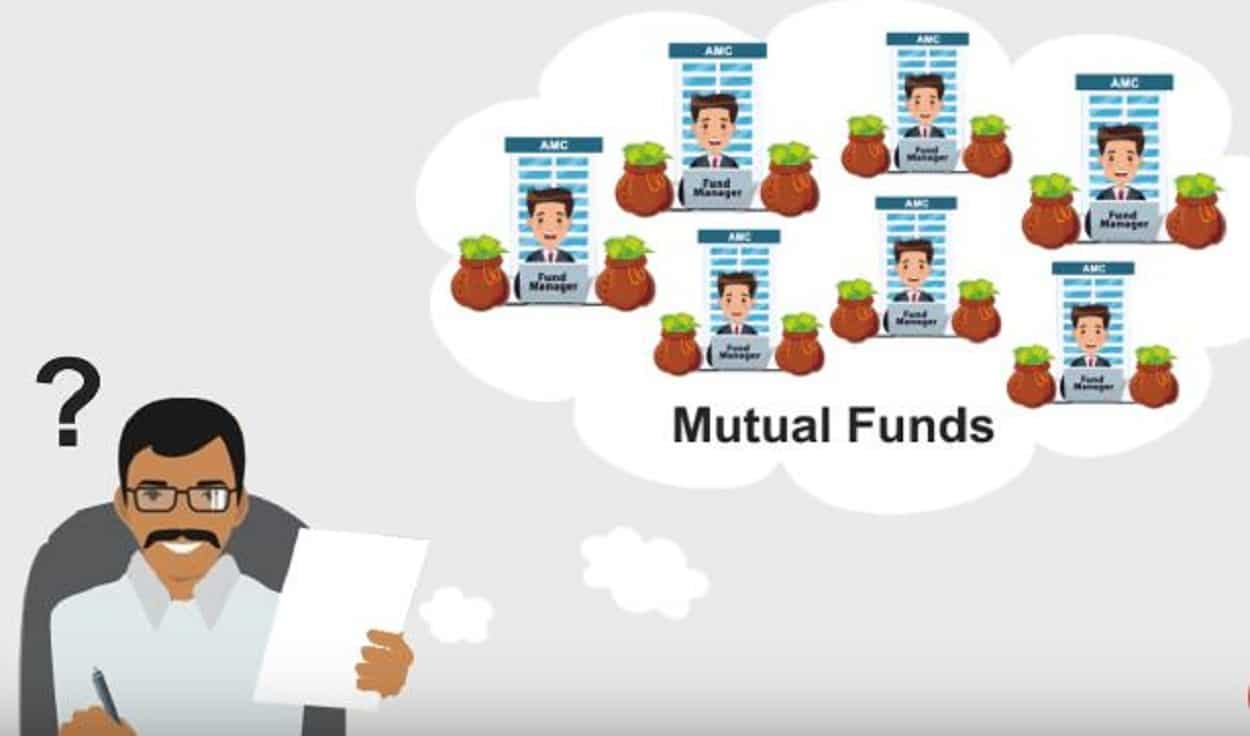Investors trend the increasing in mutual funds