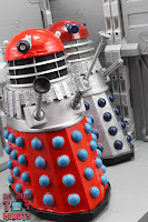 Custom 'Mutation of Time' Red Dalek 29