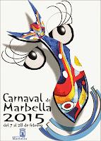 Carnaval de Marbella 2015 - Carmen Pastore