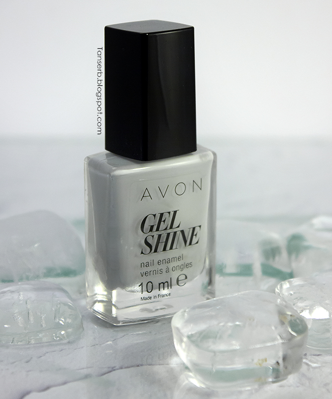 "Avon Gel Shine ""Moondust"""