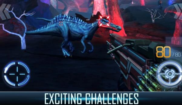 Dino Hunter Deadly Shores Mod Apk