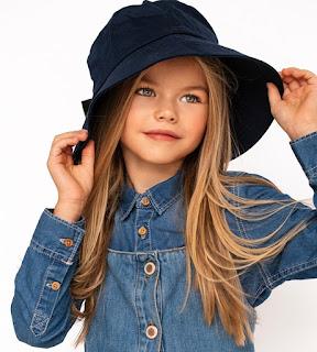 Conoce a la niña más hermosa del mundo-PuroIngenio
