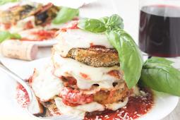 #Skinny #Eggplant #Parmigiana