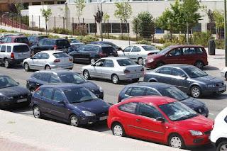 Parking en la Gran Vía