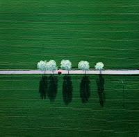 Όταν κοιτάς από ψηλά μοιάζει η Γη με ζωγραφιά!