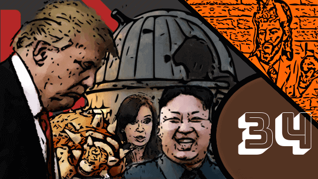 QN NEWS #34 - 3ª Guerra Mundial, Dinossauros e Kirchner