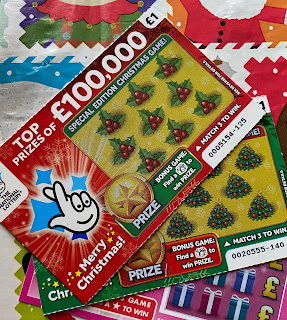 2019 Christmas Scratchcards