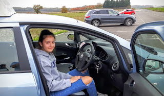 under 17 driving northamptonshire