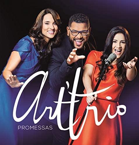 """Art'Trio lança CD e DVD """"Promessas"""""""