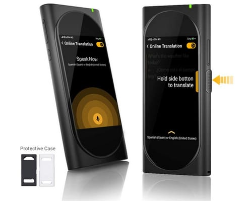 Surfit Langogo Genesis Portable Language Translator Device