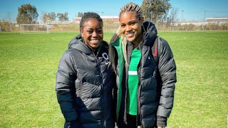 American duo debuts as Super Falcons start on winning note ahead of Women's Cup