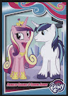 My Little Pony Princess Cadance & Shining Armor Series 4 Trading Card