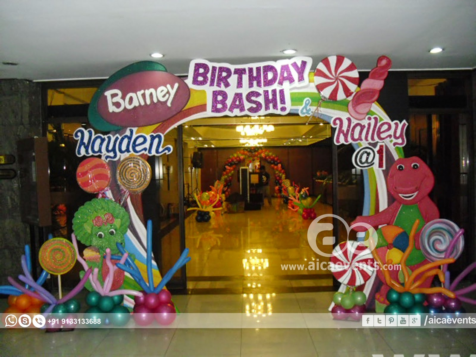 Candyland Wall Decorations - Wall Decor Ideas