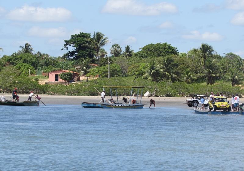 Travessia Rio Guriú, Jericoacoara
