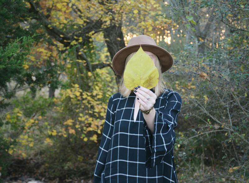 Checkered Dress | Organized Mess