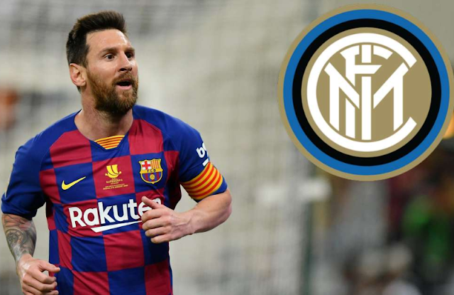 Lionel Messi 'to be offered four-year deal worth a staggering £235m' by Inter Milan
