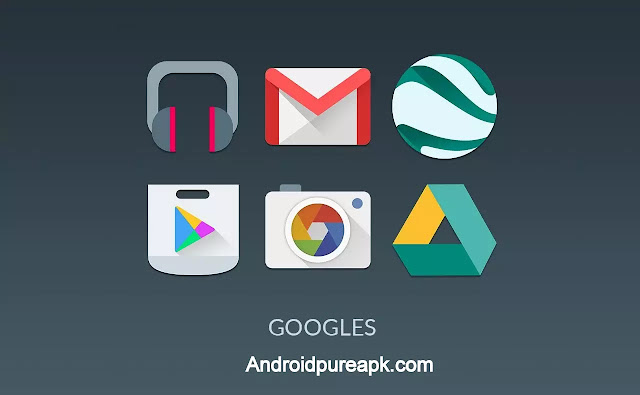 MATERIALISTIK ICON PACK Apk Download Full