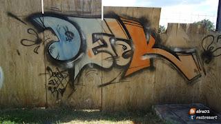grafiti derek