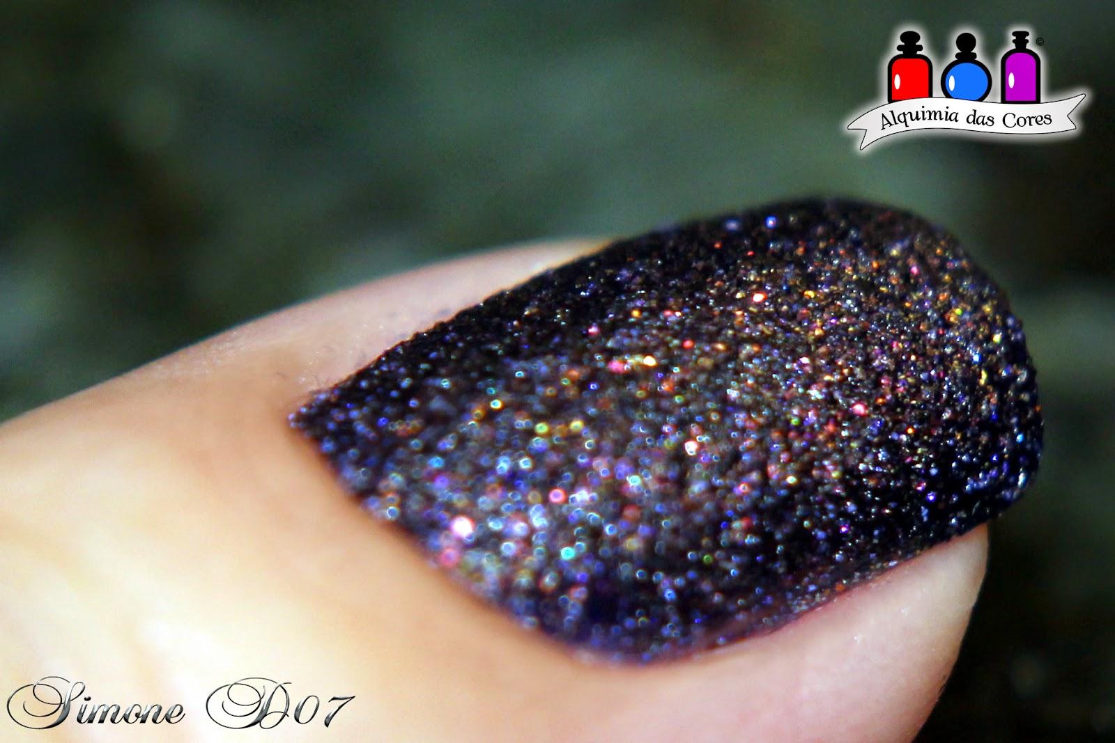 Avon, Liquid Sand, Mony D07, Polished Plum, Roxo, Simone D07, Star Dust, texturizado,