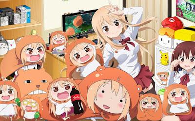 Himouto! Umaru-chan BD Subtitle Batch