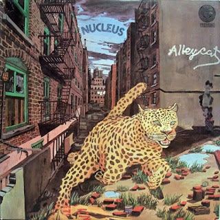 Nucleus - 1975 - Alleycat