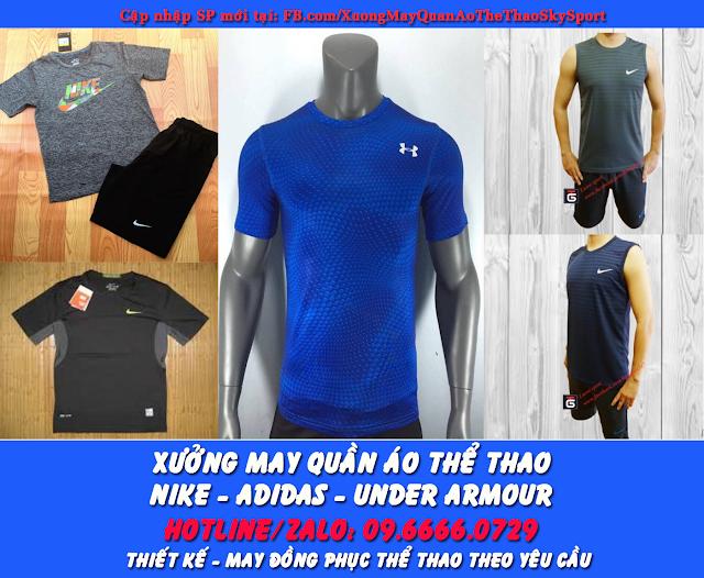 Phan Phoi Si - Le Quan Ao thể thao nam nữ Nike Adidas Theo Yêu Cầu (O96666O729) HoChiMinh