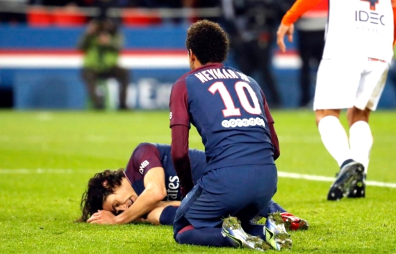 PSG extended their lead at the top of the standings last week with a massive 4-0 win over Montpellier