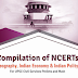 NCERT Compilation Notes For UPSC Prelims and Main Exams PDF Download